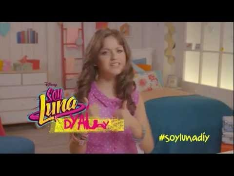 Soy Luna DIY Do it yourself - Lunatizza la tua estate - SPECIALE Nail art - #soylunadiy