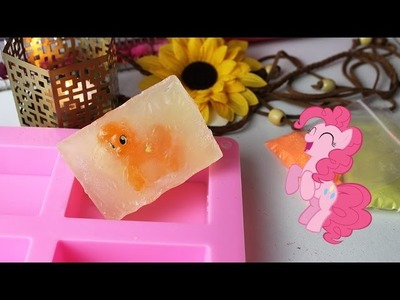 DIY Sapone con sorpresa My Little Pony ❤