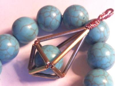 DIY Ciondolo Geometrico | Gix's Crafts
