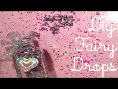Fairy Drops DIY! #speRYmentiamo