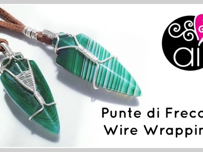 Wire Wrapping Tutorial | Punte di Freccia | Regali da uomo