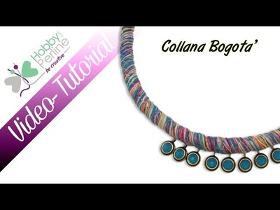 "Collana ""Bogotá"" | TUTORIAL - HobbyPerline.com"