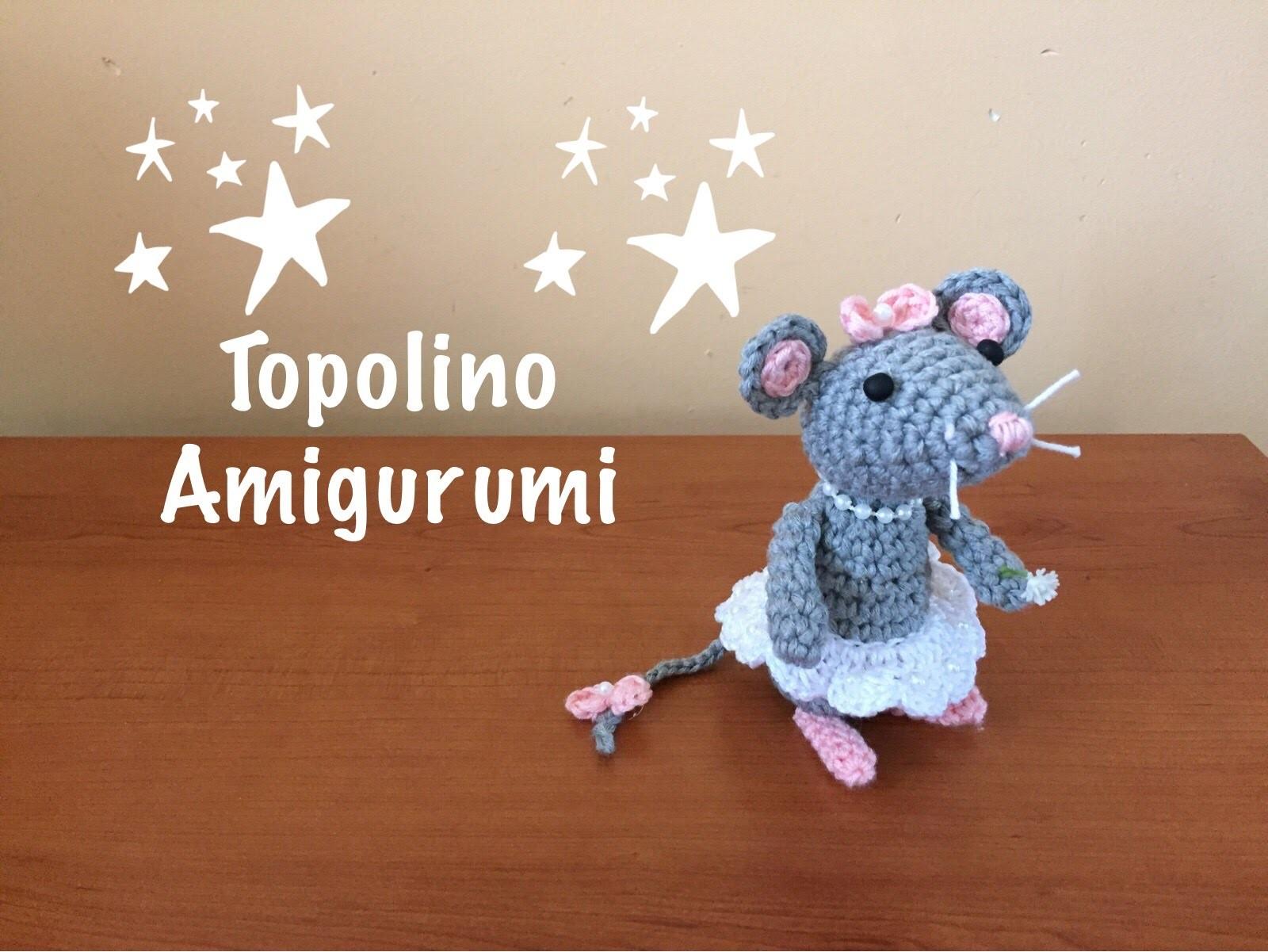Topolino Amigurumi (tutorial), My Crafts and DIY Projects