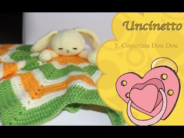 Uncinetto bimbi 5: copertina Dou Dou