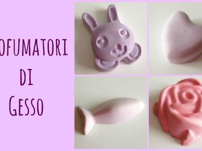 Profumatori per Cassetti in Gesso feat. Elena Tee (D.I.Y. Riciclo) Arte per Te