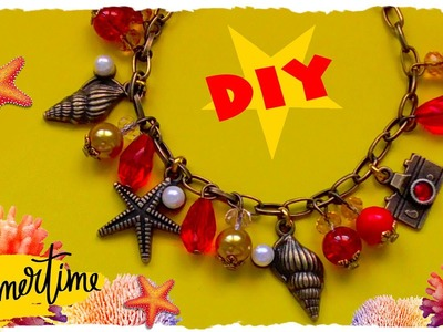 Tutorial: Bracciale Estivo e Colorato | DIY Summer Bracelet | Collab. Dada Rose