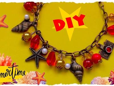 Tutorial: Bracciale Estivo e Colorato | DIY Summer Bracelet | Collab. Dada Rose