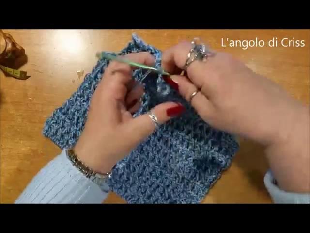 Giacchina Neonato Uncinetto Crochet Baby Cardigan Chaqueta Para Bebè