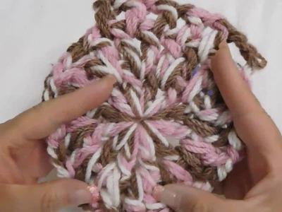 Gorro Espress a Crochet (DIESTRO)