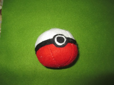 Pokeball DIY (sfera pokemon) facile e veloce.  Pokeballs DIY (pokemon ball) easy and fast