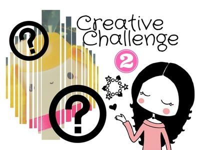 CREATIVE CHALLENGE #2 ✂️ FairyFashionArt VS GiuVa DIY