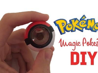 Magic PokeBall DIY - Tutorial