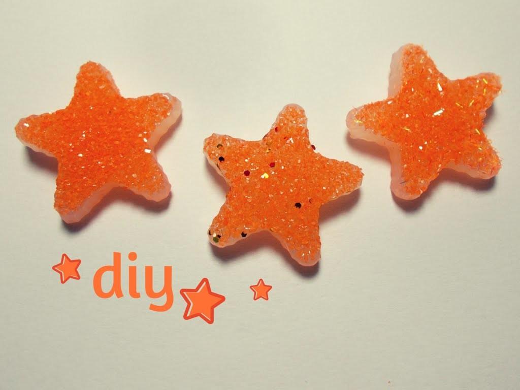 Tutorial stelle marine di colla a caldo decorazioni fai da te - Decorazioni marine fai da te ...