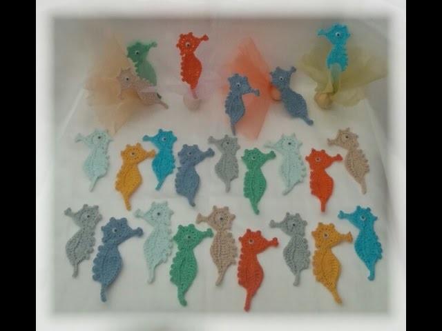 Cavalluccio marino crochet