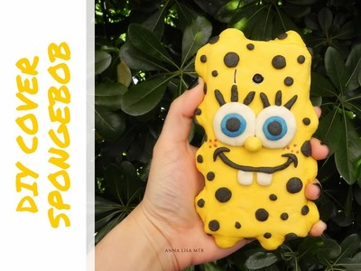 DIY COVER in silicone SPONGEBOB fai da te | How to make a silicon phone case