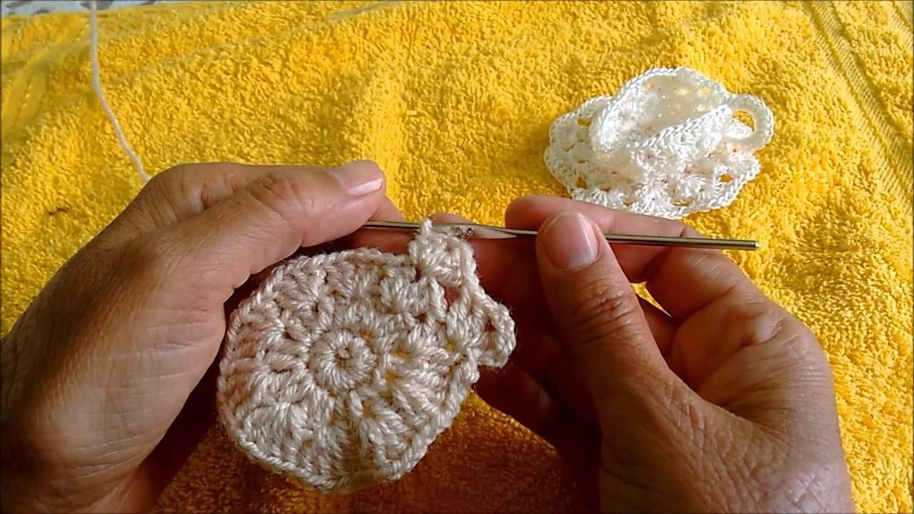 Tacita a crochet