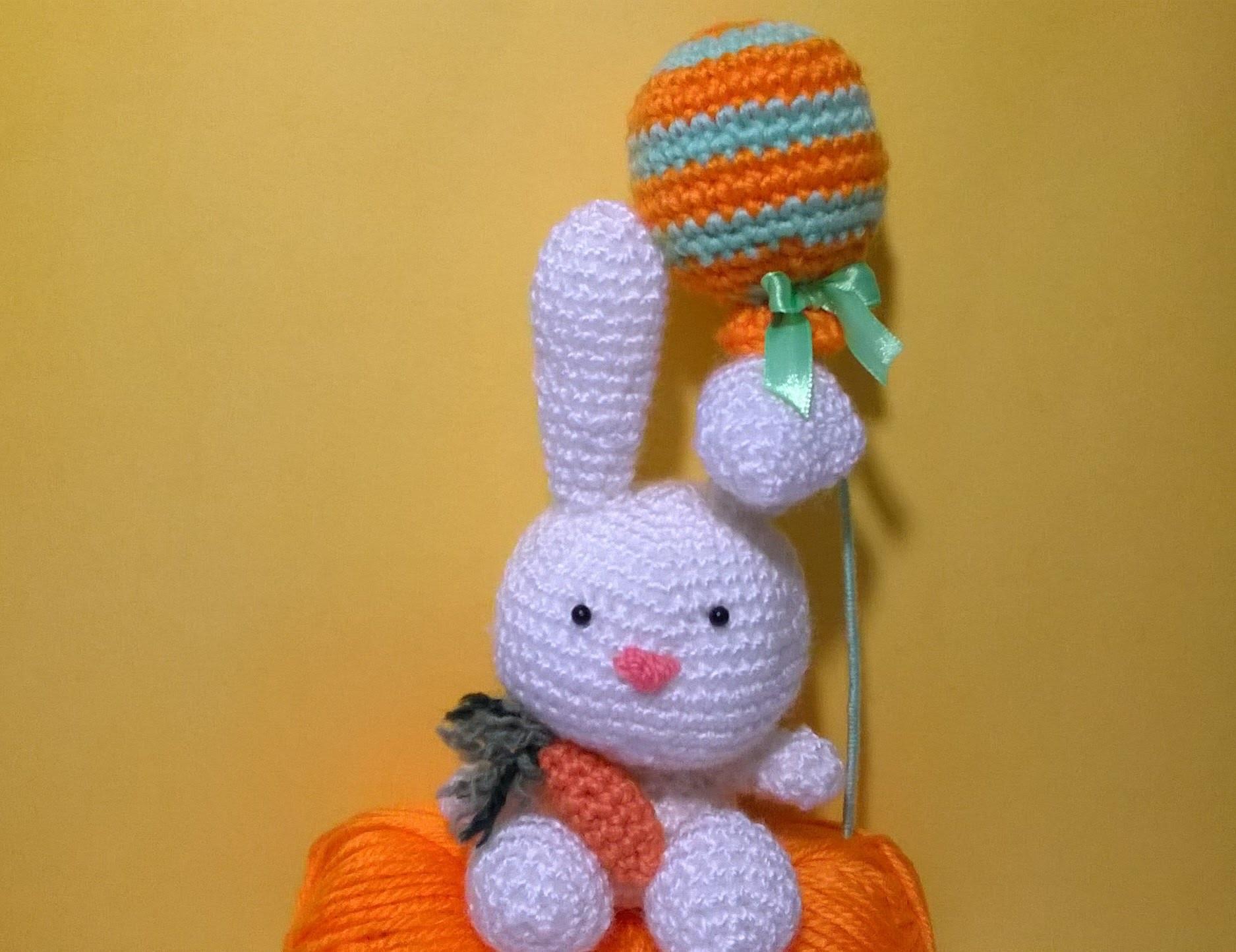 Tutorial Palloncino Uncinetto Amigurumi Balloon Crochet Ball Globo