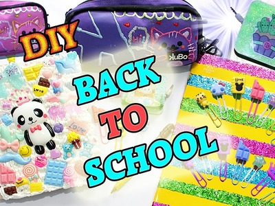 DIY BACK TO SCHOOL ITA! QUADERNO ASTUCCIO,PENNA MIKADO,GRAFFETTE. |LADY GIORGIA