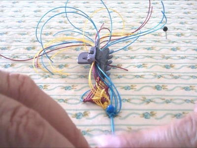 TUTORIAL- STELLINA MACRAME' BY LE PINOCCHIE BLOG