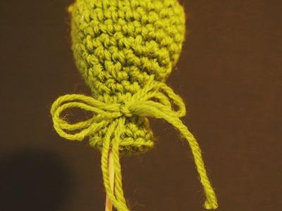 Palloncino all'uncinetto |Balloon crochet |