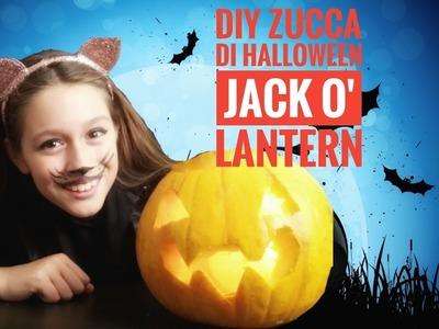 Speciale di Halloween, Come fare una Zucca di Halloween!!! DIY
