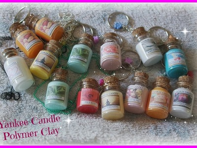 Yankee Candle POLYMER CLAY