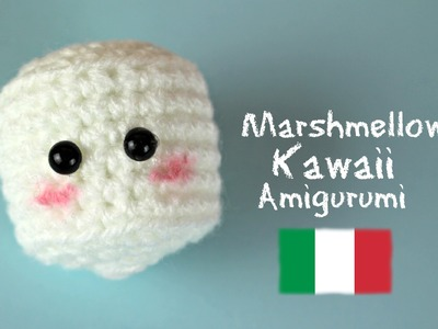 Marshmellow kawaii Amigurumi | World Of Amigurumi