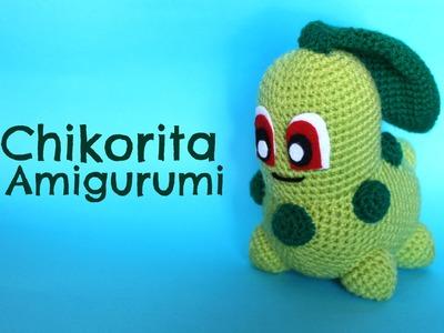 Pokemon Chikorita Amigurumi | World Of Amigurumi