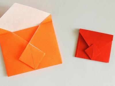Buste da lettera fatte a mano - Tutorial