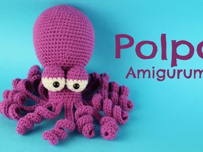 Polpo Amigurumi | World Of Amigurumi