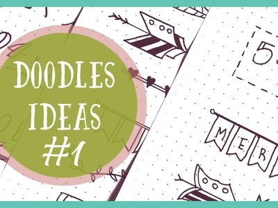 DOODLES IDEAS #1 | Qualcosa di Erre