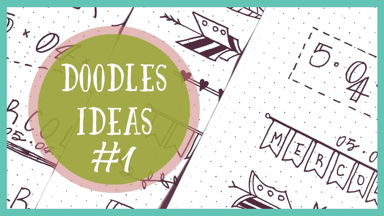 DOODLES IDEAS #1 | Qualcosa di Erre