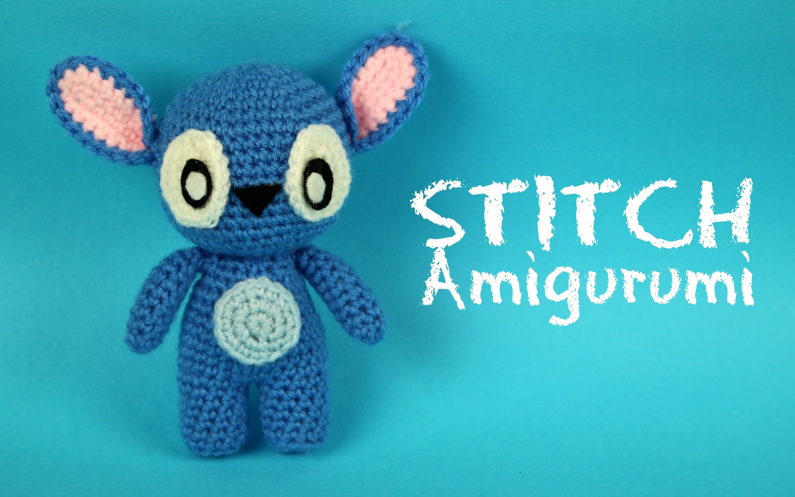 Stich Amigurumi | World Of Amigurumi