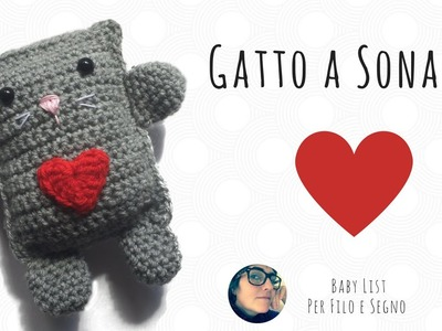 Tutorial - Gattino a sonagli