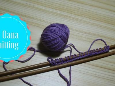 Abc della maglia- avviare le maglie