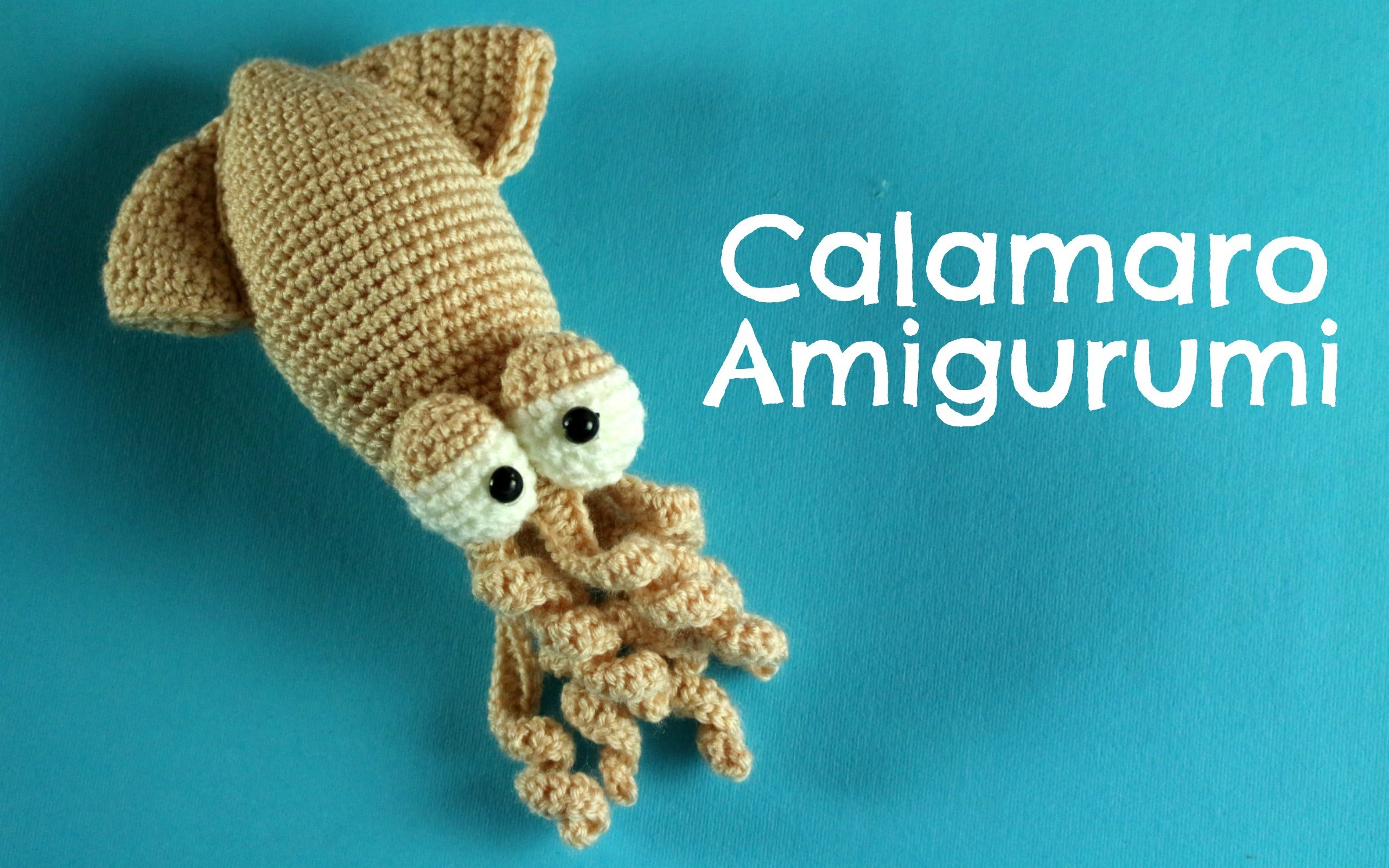 World Of Amigurumi : Calamaro Amigurumi, World Of Amigurumi, My Crafts and DIY ...