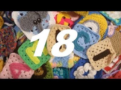 COPERTA DELL'AMICIZIA : progetto beneficenza pediatrica XVIII
