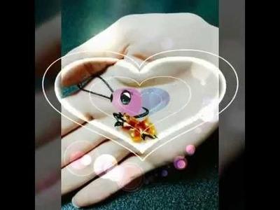 DIY: Plastic pendants (Ciondoli Di Plastica)!!!  ♥.♥