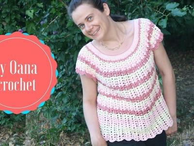 Maglietta conchiglia- by Oana