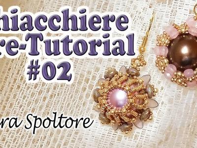 Sarubbest: chiacchiere pre-tutorial #02 - Ancora orecchini fai da te con perline