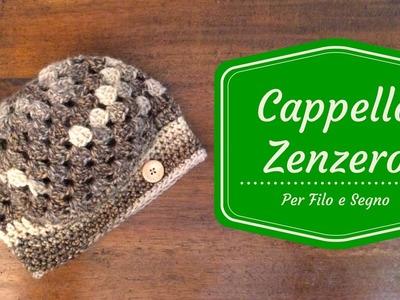 Tutorial - Cappello Zenzero