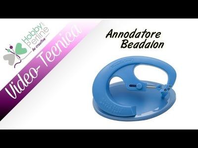 Annodatore Beadalon   TECNICA - HobbyPerline.com