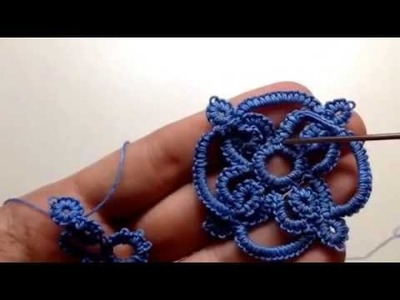Lezione 8 orecchini o ciondolo a chiacchierino stile celtico Rosaantico