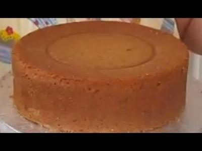 La ricetta della torta Madeira: base per le torte decorate - Francesca Sugar Art