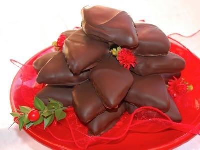 Mostaccioli morbidi al cioccolato | Le ricette di DELIZIEePASTICCi