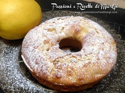 Video ricetta della ciambella di mele
