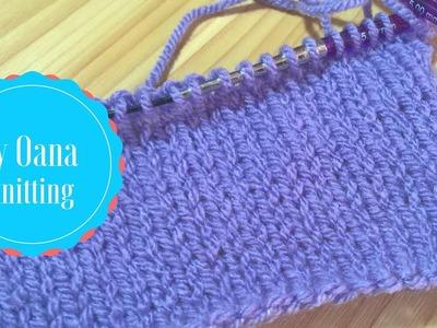 Abc della maglia -avviare le maglie- by Oana