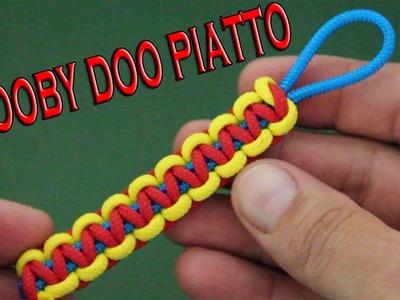 Facciamo insieme uno Scooby doo piatto oppure un braccialetto.