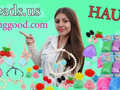 Acquisti economici materiale creativo,gioielli ,hama beads. ♥Beads.us & Banggood.com♥