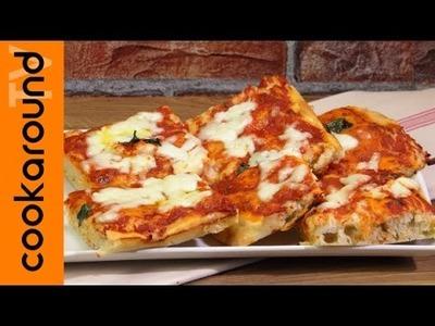 Pizza. Impasto semplice e veloce